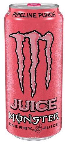 Monster Pipeline Punch 500ml Case 12 Cans (UK)
